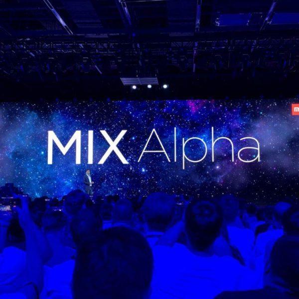 Компания Xiaomi представила смартфон Xiaomi Mi Mix Alpha (mi mix alpha)