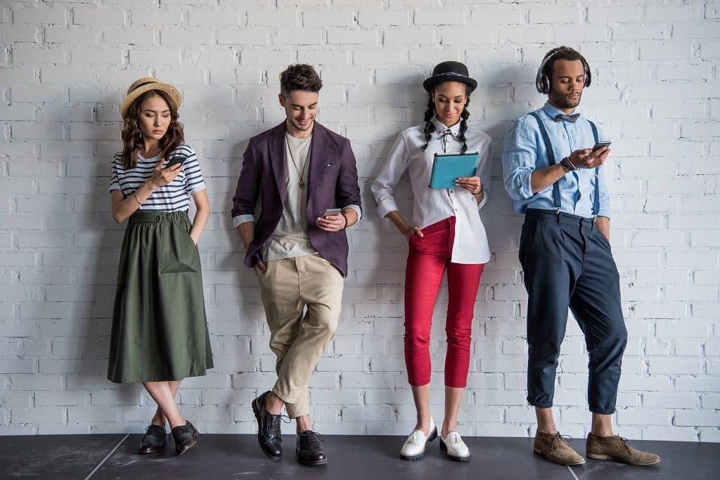 Молодые британцы переходят на биткоин (millennials)