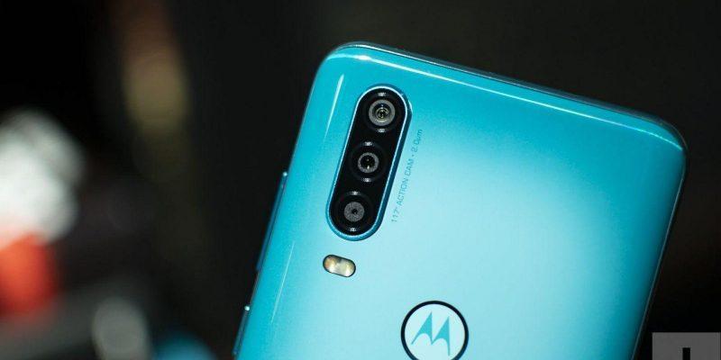 Motorola разрабатывает дорогой смартфон с поддержкой 5G (motorola one action hands on 04406)