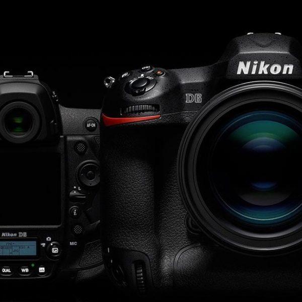 IFA 2019. Nikon выпустила новую зеркальную камеру D6 (nikon d6)