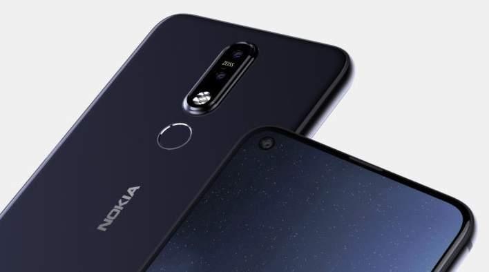 IFA 2019. Компания HMD Global выпустила смартфон Nokia 6.2 (nokia 6.2 2019 leaked image2)