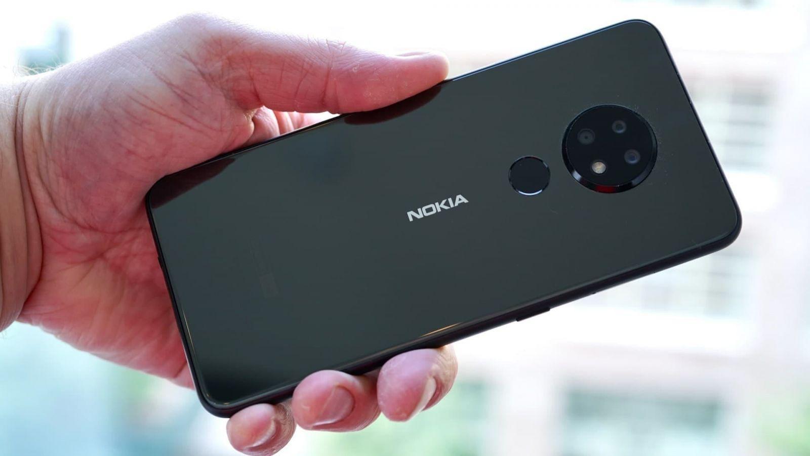 Nokia открыла предзаказ на новые смартфоны (nokia 6.2)