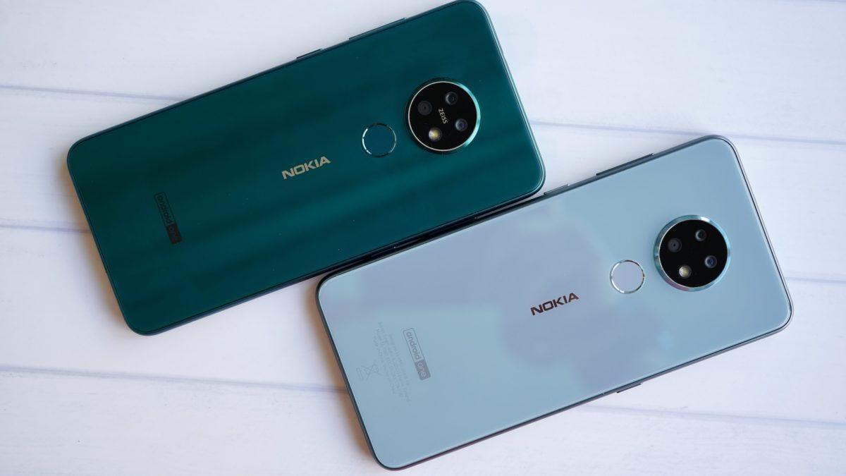IFA 2019. HMD Global представила смартфон Nokia 7.2 (nokia 7 2 and nokia 6 2)
