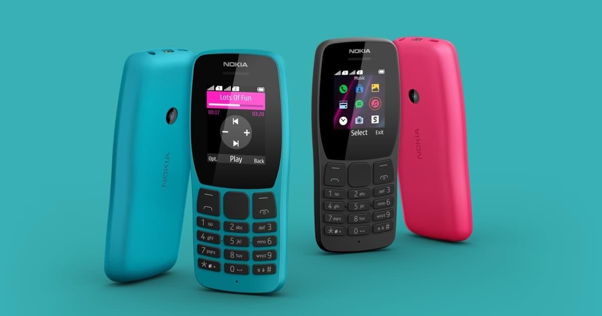 Nokia открыла предзаказ на новые смартфоны (nokia 110 og image)