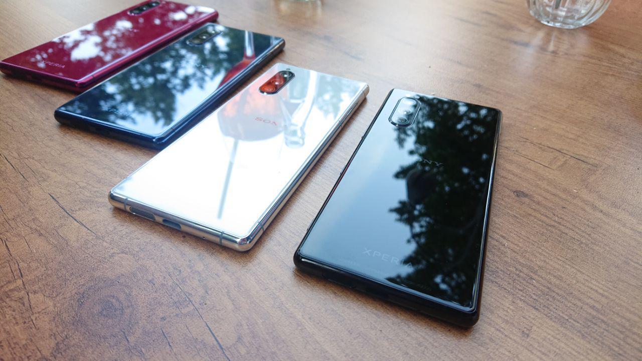 IFA 2019. Sony представила новый небольшой смартфон Xperia 5 (photo 2019 09 05 14 11 16)