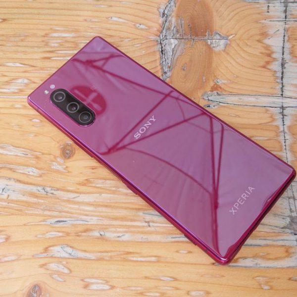 IFA 2019. Sony представила новый небольшой смартфон Xperia 5 (photo 2019 09 05 16 14 22)