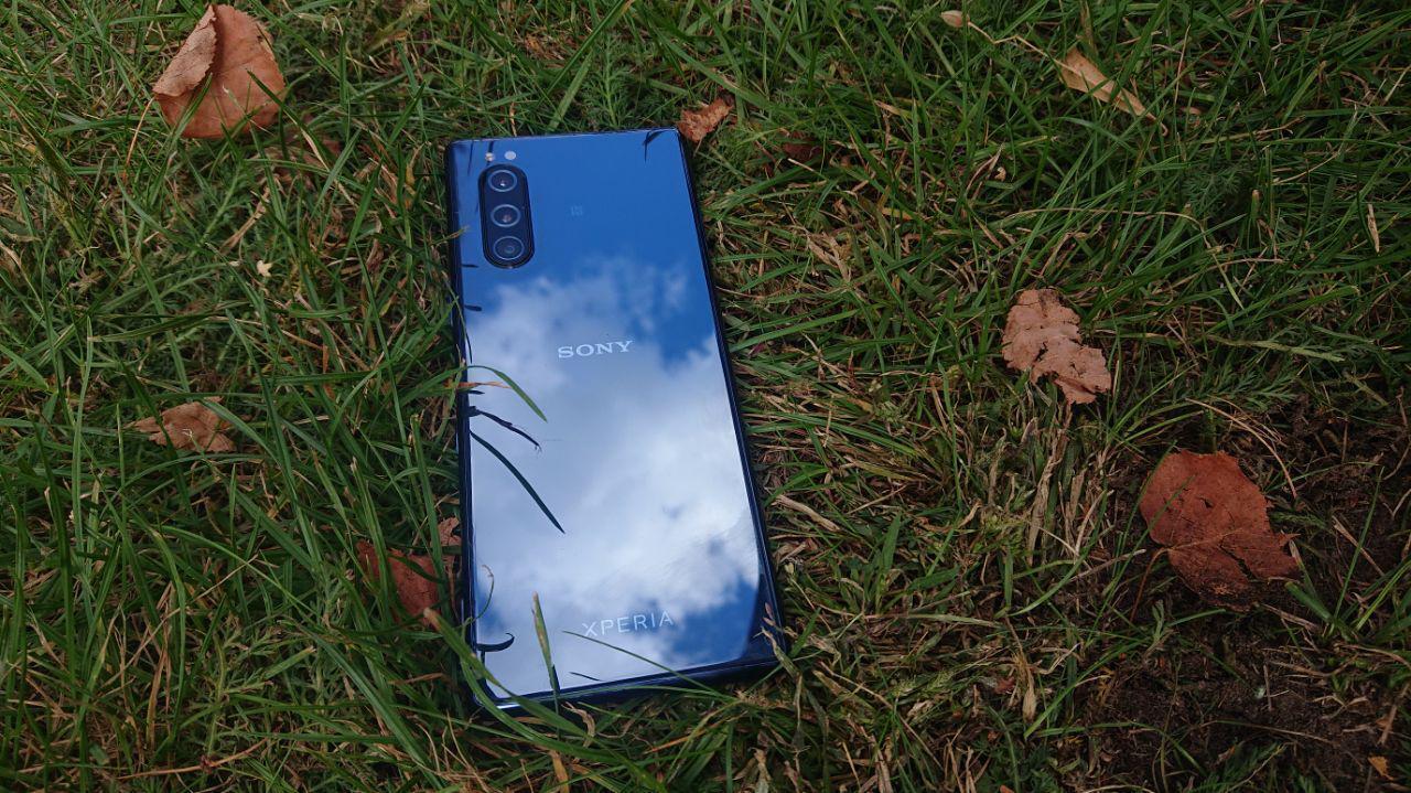 IFA 2019. Sony представила новый небольшой смартфон Xperia 5 (photo 2019 09 05 16 15 46)