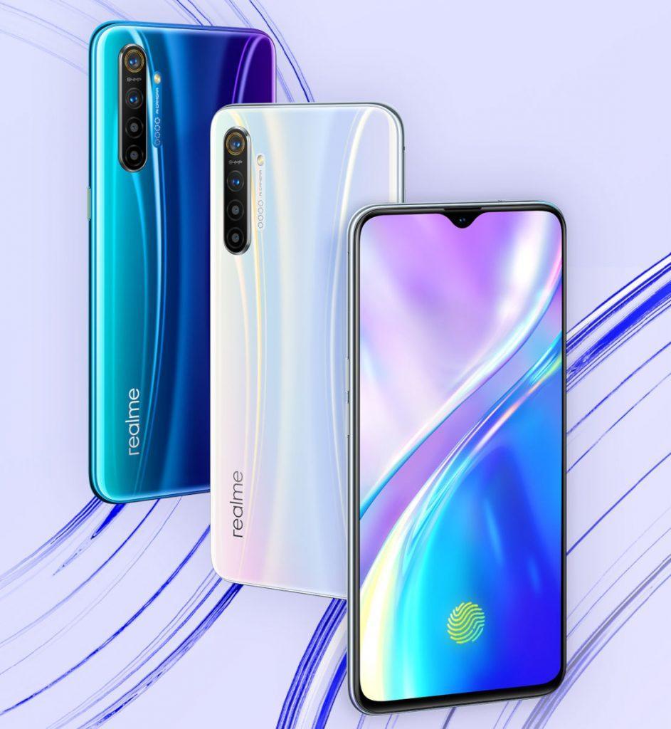 Компания Realme анонсировала смартфон Realme X2 (realme xt 730g)