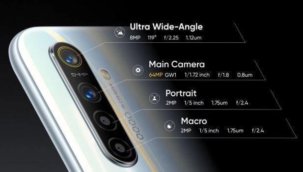 Бренд Realme представил смартфон Realme XT (realme)