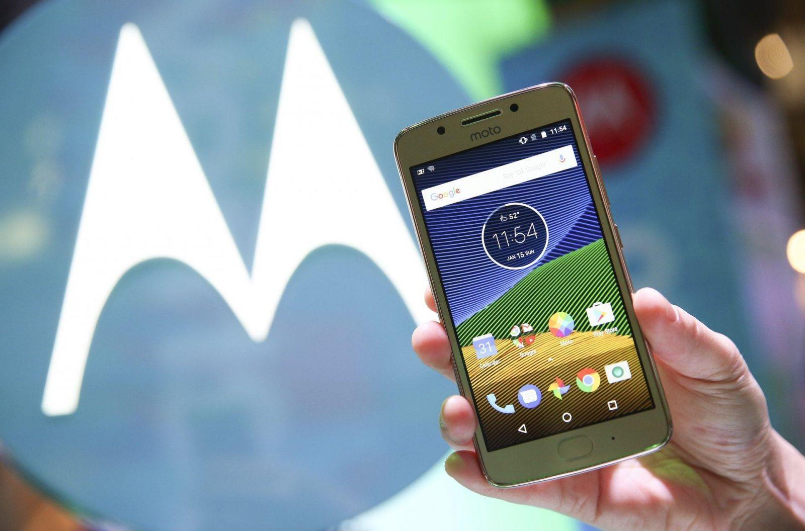 Motorola разрабатывает дорогой смартфон с поддержкой 5G (rts10y9z)