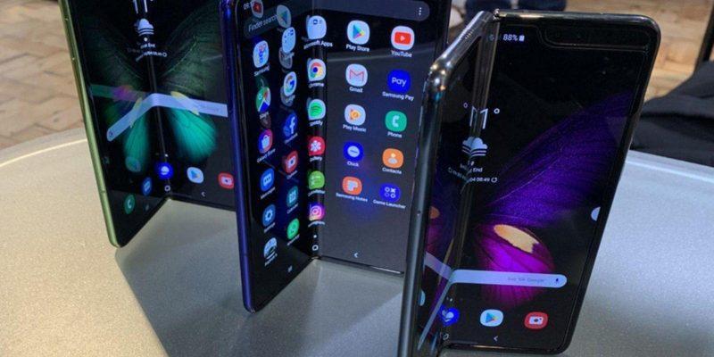 Samsung выпускает Galaxy Fold с новым оптимизированным дизайном (samsung fold)