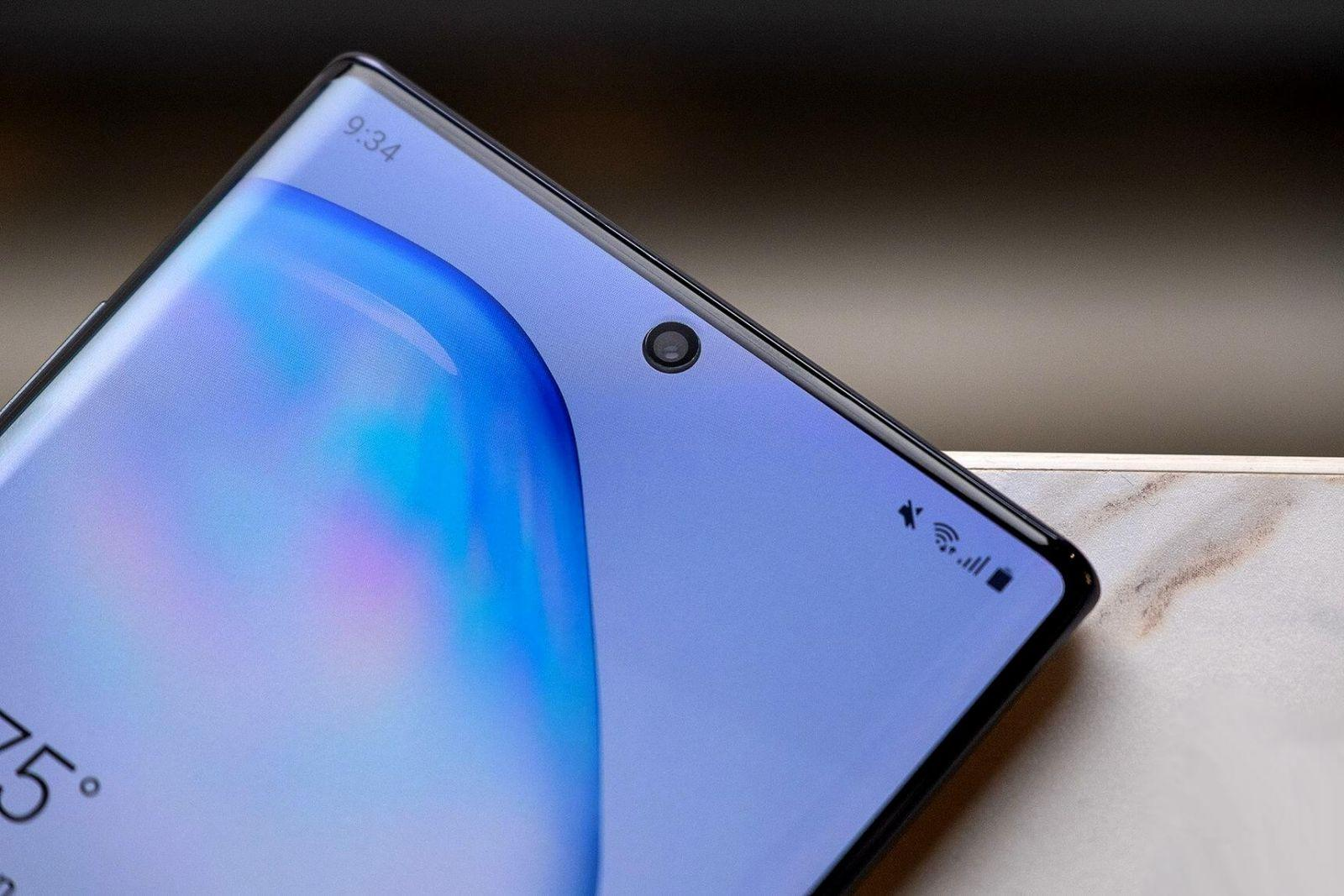 Samsung выпустит блокчейн-смартфон Galaxy Note 10 с криптокошельком (samsung galaxy note10)