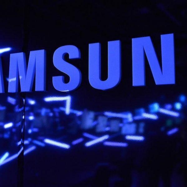 Samsung представила смартфон Samsung Galaxy A90 5G (samsung logo 2121)