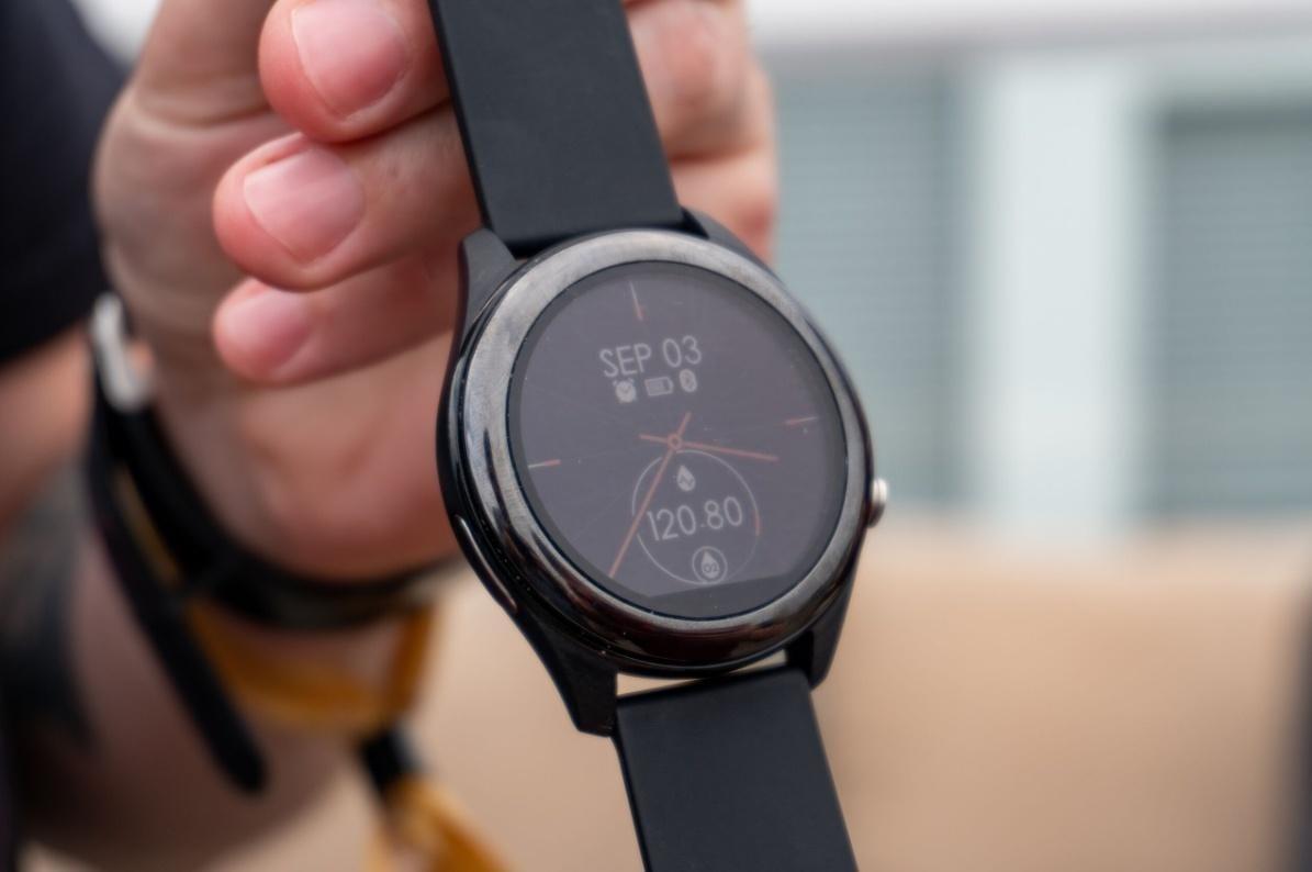 IFA 2019. ASUS представила умные часы VivoWatch SP (screenshot 3 large)