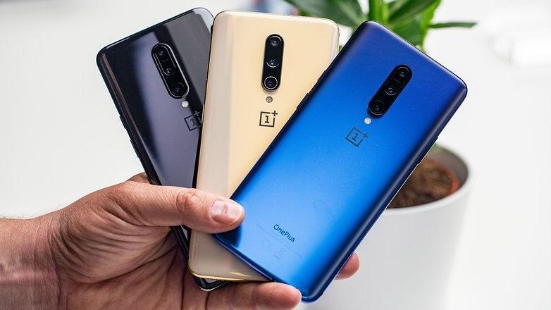 Стали известны характеристики смартфонов OnePlus 7T и OnePlus 7T Pro (sm.colors.800)