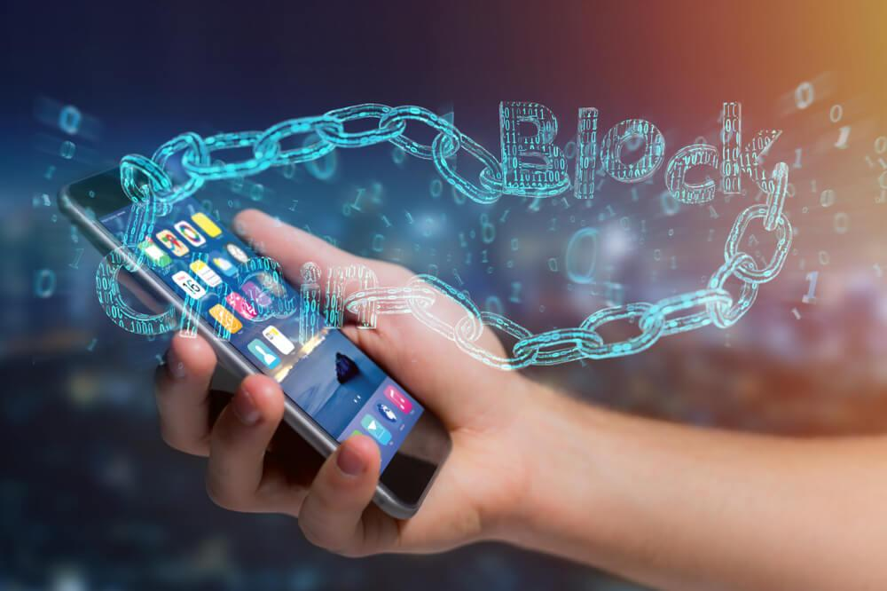Корпорация LG займется сборкой блокчейн-смартфонов (ss blockchain cellphone)