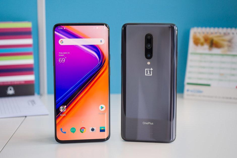 Стали известны характеристики смартфонов OnePlus 7T и OnePlus 7T Pro (the oneplus 7 pros 90 hz screen will sometimes silently switch down to 60 hz)