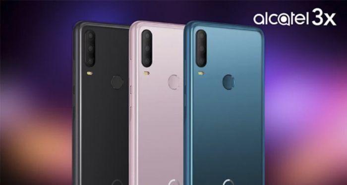 IFA 2019. Alcatel выпустит два бюджетных смартфона (vvvv)