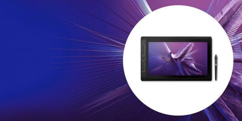 Компания Wacom выпустила планшет за 3500 долларов (wacom mobilestudio pro 16 only m)