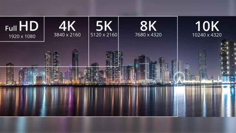 Техническая индустрия устанавливает новый стандарт 8К для телевизоров (what you need to know about hdmi 2 1 and 8k tvs in 2019)