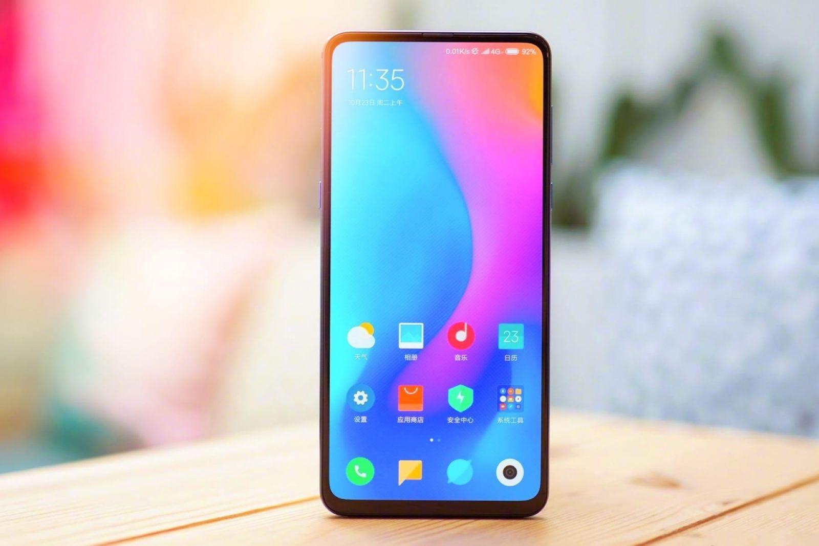 Стали известны характеристики смартфона Xiaomi Mi 9 Lite (xiaomi mi 9 lite 0)