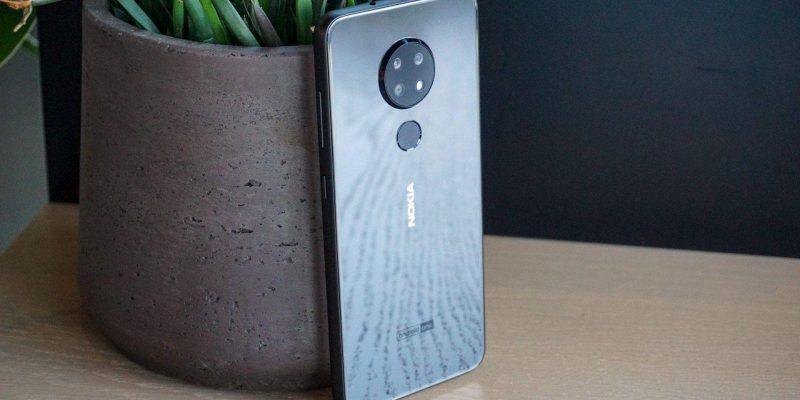 IFA 2019. Компания HMD Global выпустила смартфон Nokia 6.2 (ya9vksisuhkkjatcjpak2p)