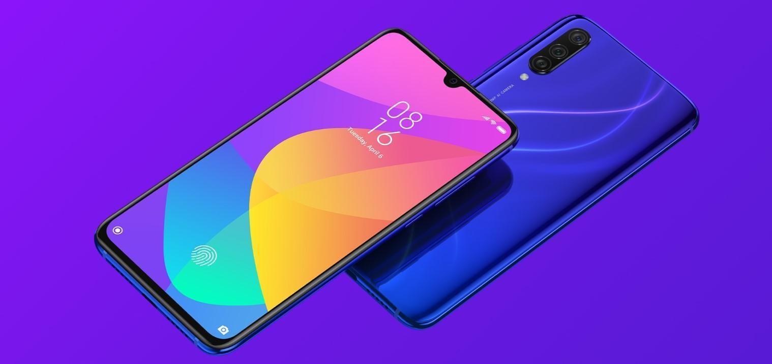 Xiaomi представил смартфон Mi 9 Lite в России (1 3)