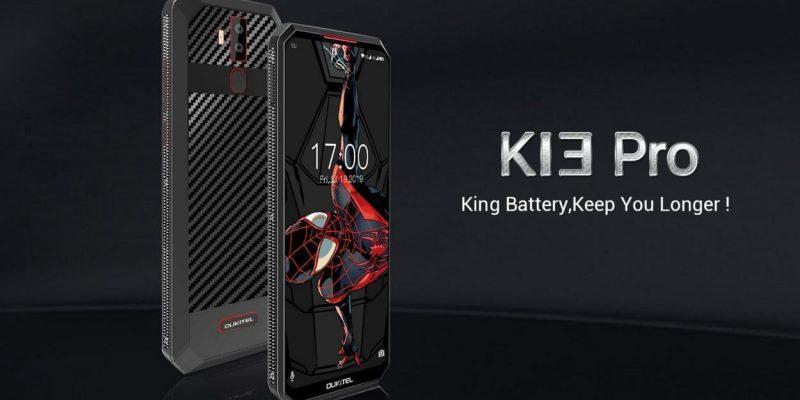 Компания Oukitel представила смартфон Oukitel K13 Pro с аккумулятором на 11000 мАч (111)