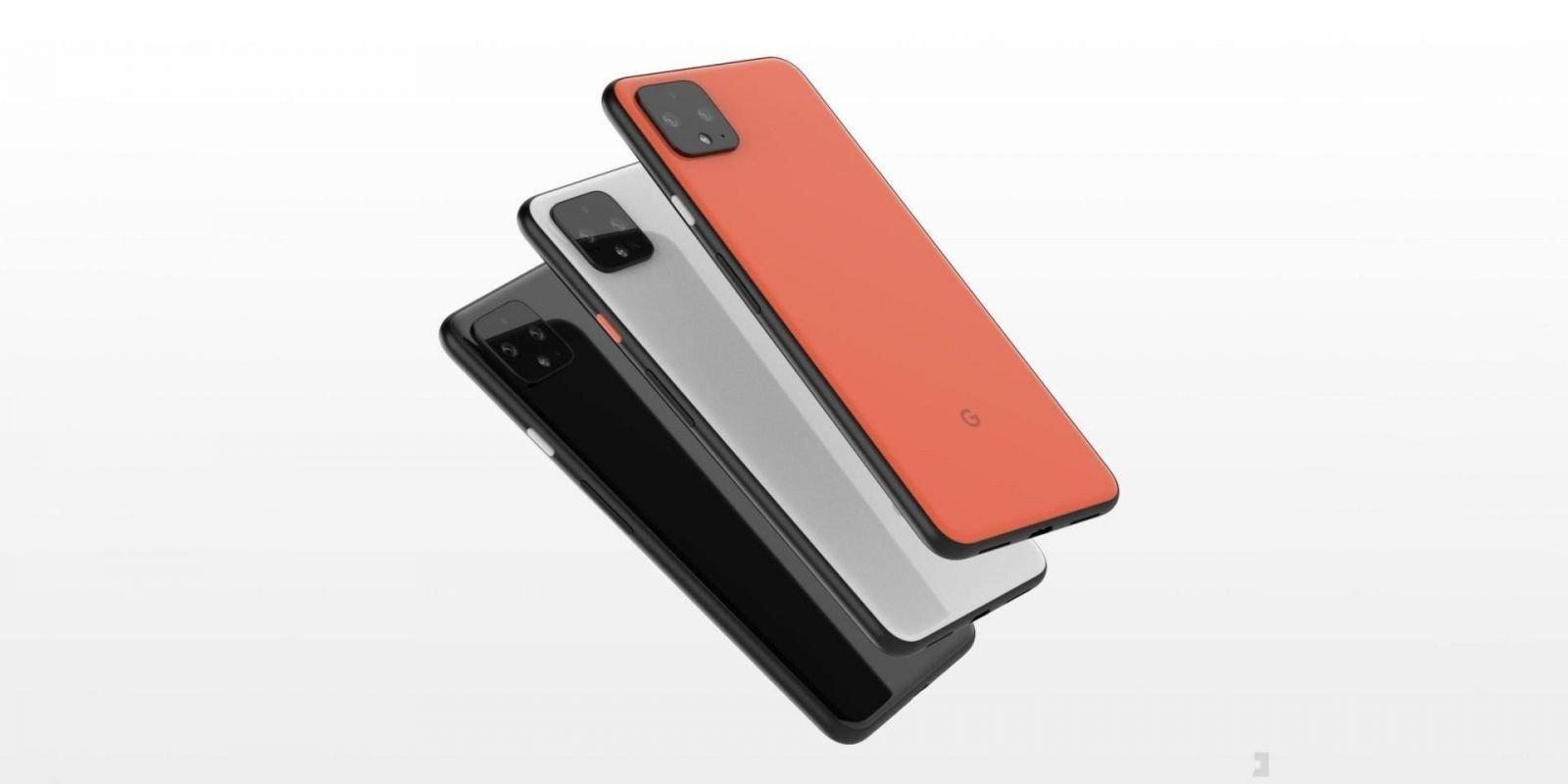 Компания Google официально представила смартфоны Pixel 4 и Pixel 4 XL ()