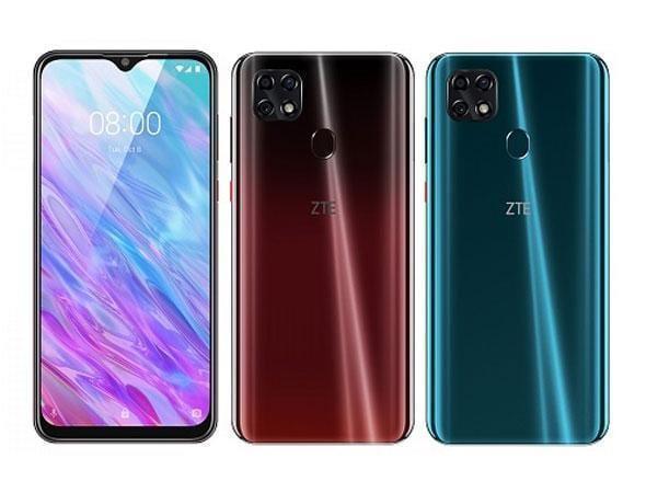Компания ZTE представила смартфон ZTE Blade 20 (201910202321242772)
