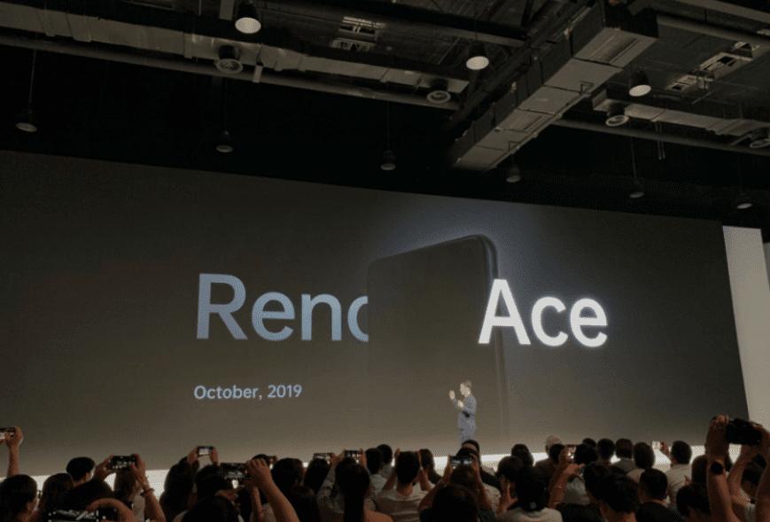 Компания Oppo представила смартфон Oppo Reno Ace (22)