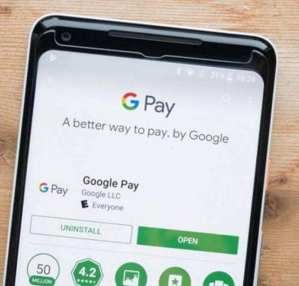 Сервис Google Pay получил функцию биометрической аутентификации (353584d05bbf9fe996350177f9ac9167)