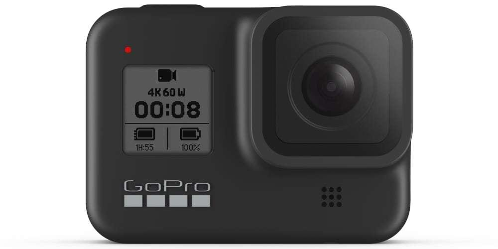 Компания GoPro представила экшн-камеру GoPro Hero 8 (39825770 hero8 black 90 master)