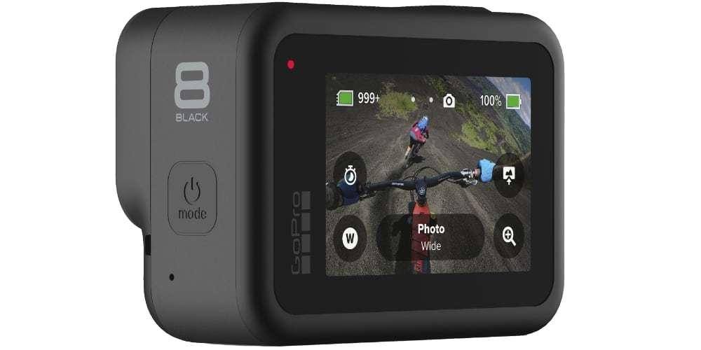 Компания GoPro представила экшн-камеру GoPro Hero 8 (39827288 hero8 black 135 photo mode master large)