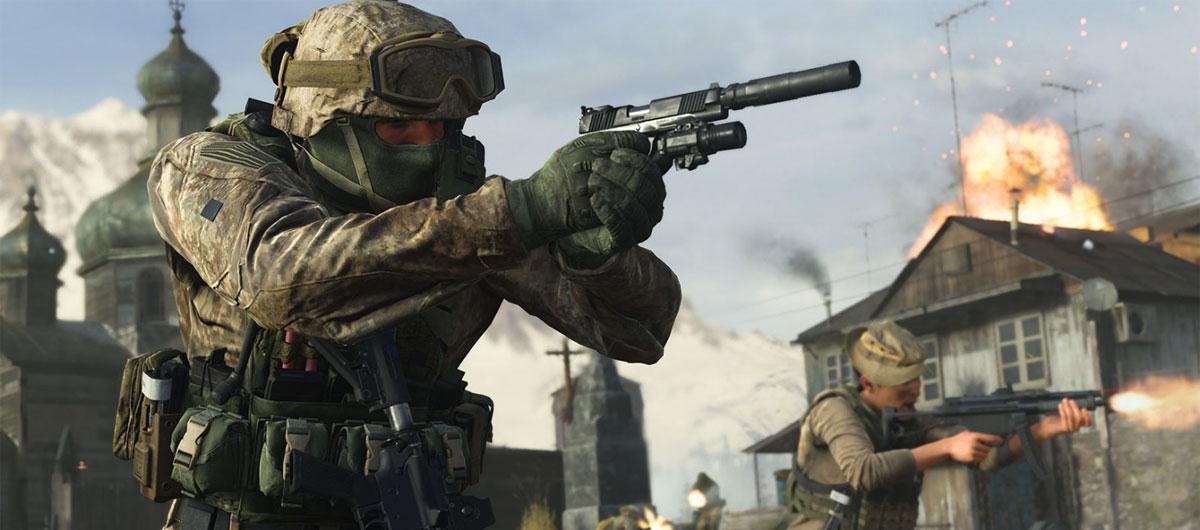 Пользователи массово занижают оценки Call of Duty: Modern Warfare за русофобию (5ef8db8ec2ec45268c7d8065fba52208)
