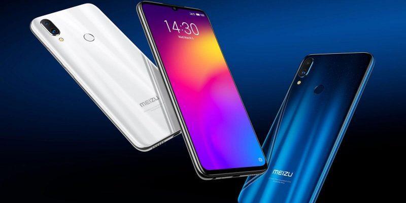 Meizu выпускает бюджетный смартфон Meizu M10 (8 5)