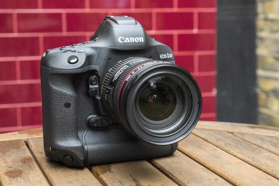 Canon анонсировал разработку EOS-1D X Mark III (97881924)