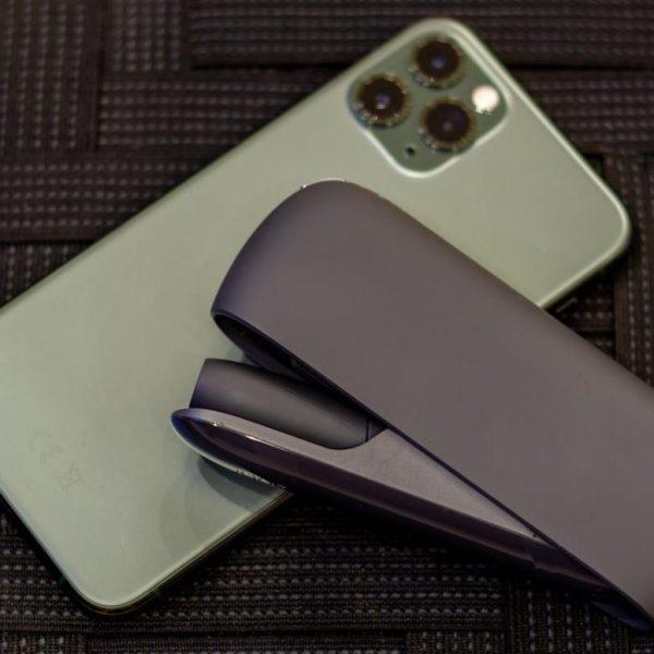 IQOS 3 DUOS и iPhone 11 Pro