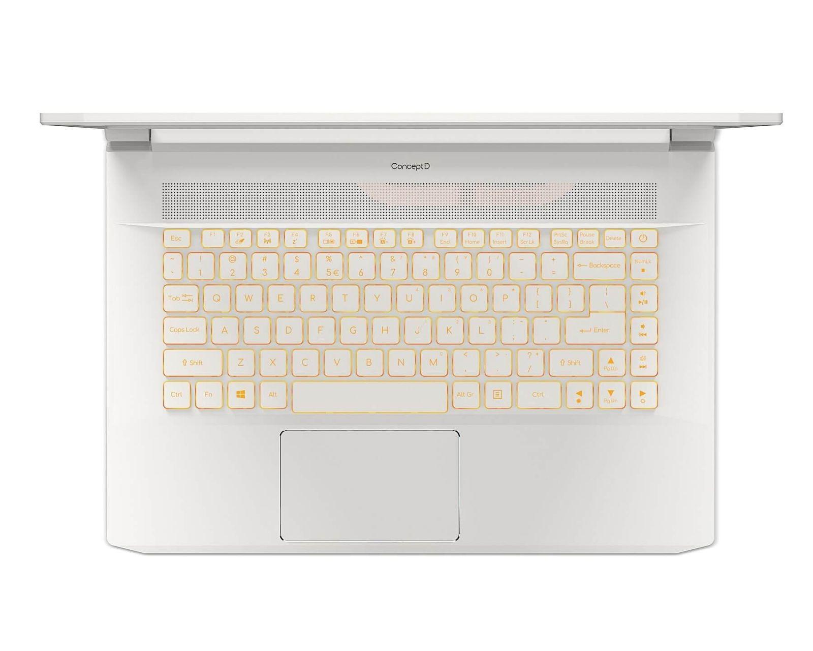 Acer представила в России ноутбук ConceptD 7 (acer conceptd 7 1 1)