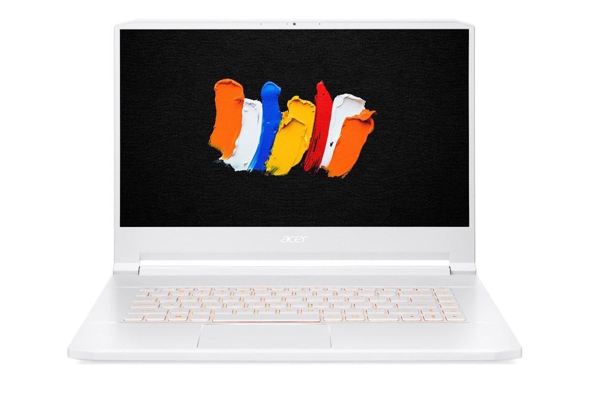 Acer представила в России ноутбук ConceptD 7 (acer conceptd 7 1)