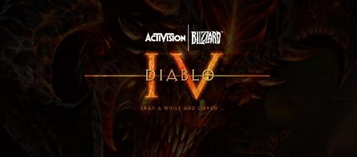 В Сеть слили подробную информацию о долгожданном Diablo IV (anons 21 27 10 19)