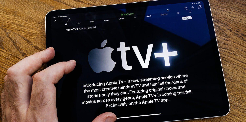 Apple TV+ не переведут на русский язык. Весь контент можно будет смотреть только с субтитрами (apple tv pricing)