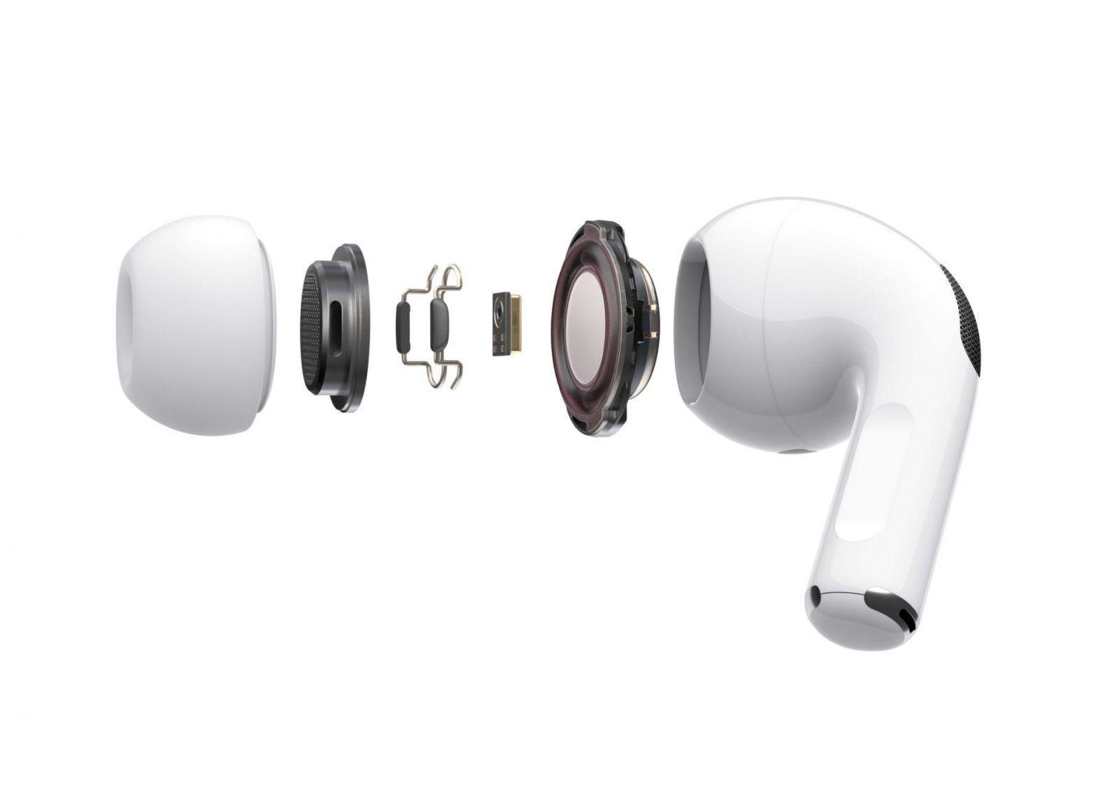 Apple выпустила AirPods Pro c шумоподавлением (apple airpods)