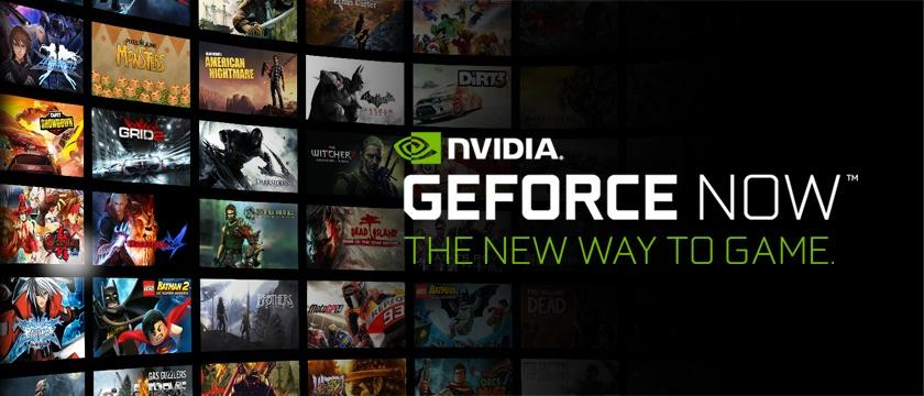 NVIDIA запустила игровой потоковый сервис GeForce Now в России ()