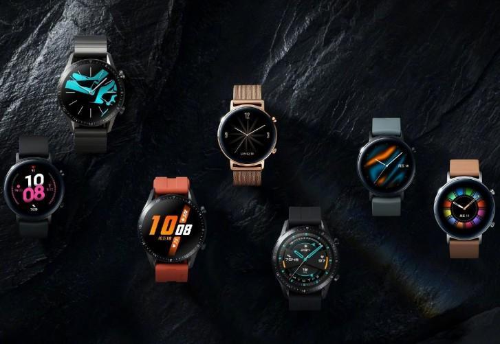 Объявлена дата начала продаж в России умных часов Huawei Watch GT 2 (c56)