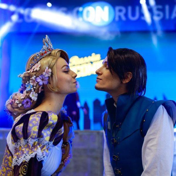 18+. ИгроМир и Comic Con Russia 2019. Самый необычный косплей. День 1 (cosplay day1 4)