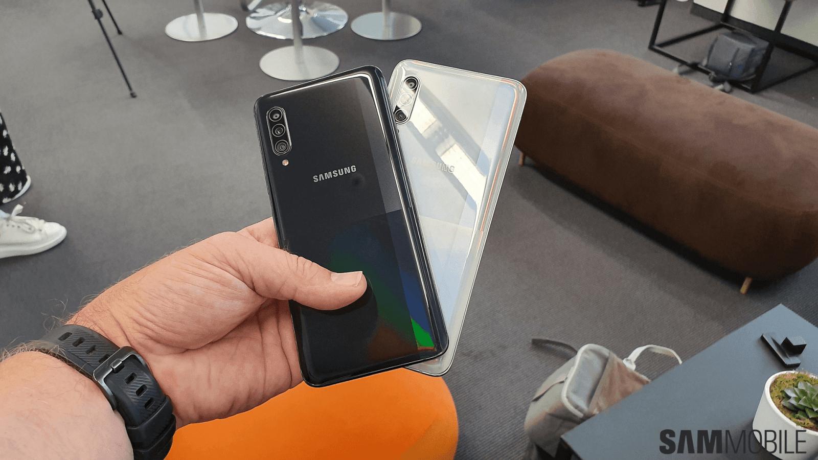 Опубликованы характеристики смартфона Samsung Galaxy A91 (galaxy a90 5g hands on 8 0 large)