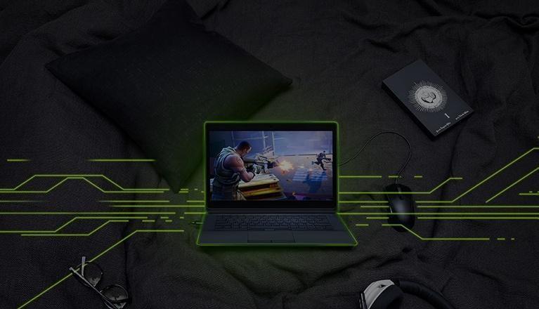 NVIDIA запустила игровой потоковый сервис GeForce Now в России (geforce now kv banner 767x440 m)