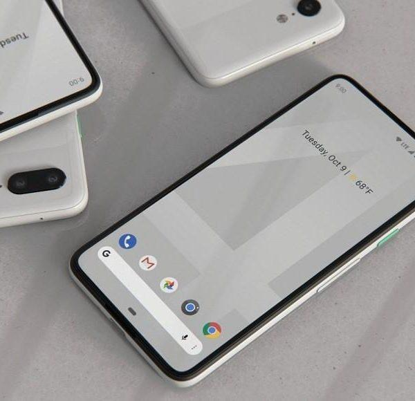 Компания Google официально представила смартфоны Pixel 4 и Pixel 4 XL (google pixel 4 render2)