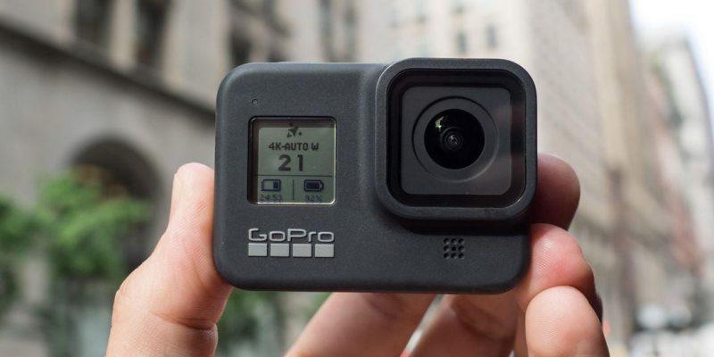 Компания GoPro представила экшн-камеру GoPro Hero 8 (gopro hero 8 black 11)